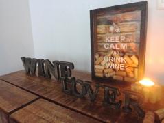 Quadro + Wine Lover 2